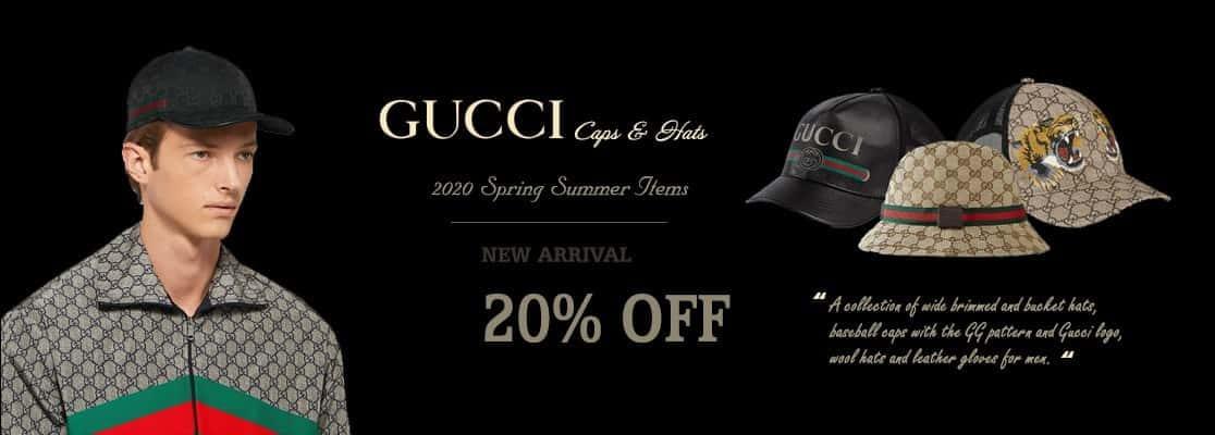 Mũ Gucci chính hãng