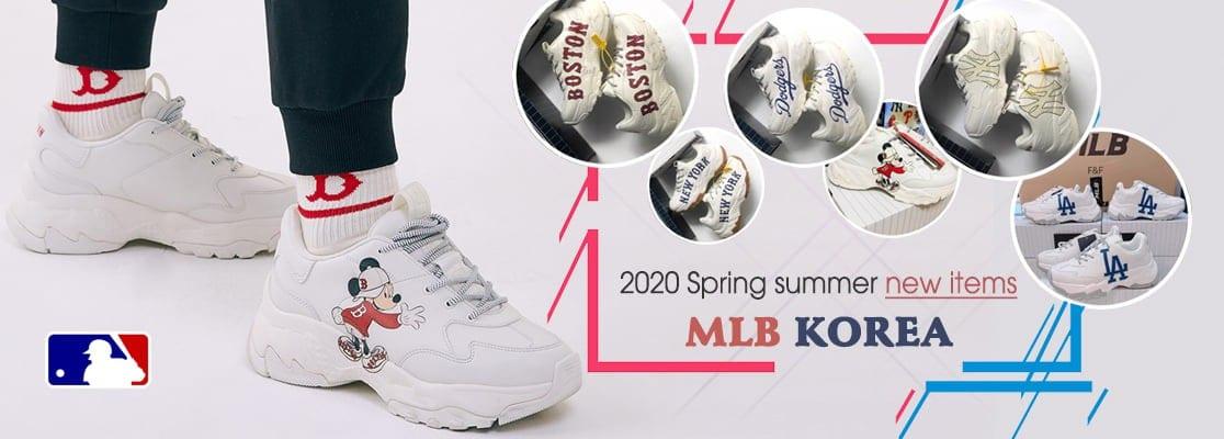 Giày MLB hàn quốc