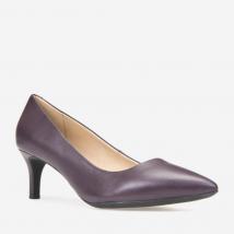 Giày Cao Gót Geox D ELINA C Màu Đỏ Mận Size 39
