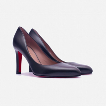 Giày Cao Gót Giovanni DM017-BL Màu Đen Size 35
