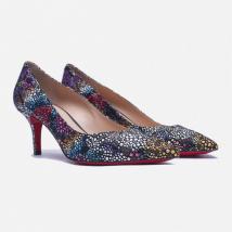 Giày Cao Gót Giovanni DM021-MX Nhiều Màu Size 35