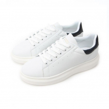 Giày Domba High Point White/Navy H-9112