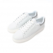 Giày Domba High Point White/Silver H-9113