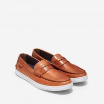 Giày Lười Cole Haan Nantuket Loafer II Màu Nâu vàng Size 40