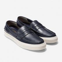 Giày Lười Cole Haan Pinch Weekender LX Penny Màu Xanh Navy Size 40.5