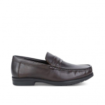 Giày Lười Nam Sledgers Tampa 0118A5153L Màu Nâu Size 39