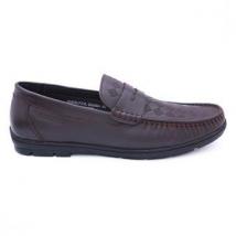Giày Lười Sledgers Gordon SM52LF23L Màu Nâu Size 44