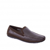 Giày Lười Sledgers Hal SM61LF25L Màu Nâu Size 44