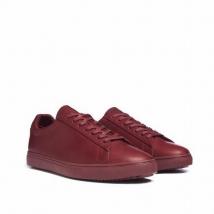 Giày Sneakers Nam CLAE Bradley (CLA01297) Merlot Full Màu Đỏ Đậm – US 10