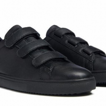 Giày Sneakers Nam CLAE Bradley Velcro (CLA01315) Màu Đen – US 10