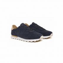Giày Sneakers Nam CLAE Hoffman Premium (CLA01318) Màu Xanh Navy – US 10