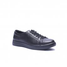 Giày Sneakers Nam Sledgers Leon 0118S5090L Màu Đen Size 39