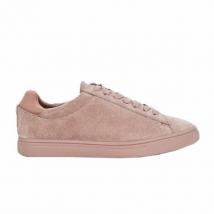 Giày Sneakers Nữ CLAE Bradley (CLA01297) Da Lộn Màu Hồng Nhạt – US 4