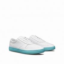 Giày Sneakers Nữ CLAE Gregory (CLA01275) Phối Đế Xanh Màu Trắng – US 4