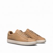 Giày Sneakers Unisex CLAE Bradley (CL19ABR02) Oyster Tan Nâu Nhạt – US 10