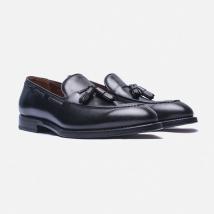Giày Tây Giovanni Cho Nam SM007-BL Màu Đen Size 38