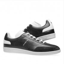 Giày Thể Thao Dior Homme B01 Sneaker In Black And White Calfskin