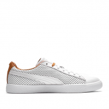 Giày Thể Thao Puma Clyde Colorblock 2 (Trắng) Size 39