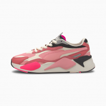 Giày Thể Thao Puma RS-X³ Puzzle Women's Sneakers Màu Hồng