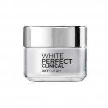 KEM DƯỠNG TRẮNG MỊN VÀ GIẢM THÂM NÁM BAN NGÀY WHITE PERFECT CLINICAL SPF 19 PA++