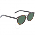 Kính Mát Dior Tailoring Green Round Men's Sunglasses DIORTAILORING1 086/QT 51