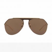 Kính Mát Dolce & Gabbana DG2213 Gold / Brown Lens