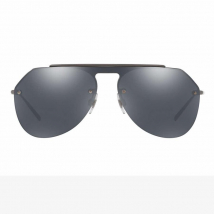 Kính Mát Dolce & Gabbana DG2213 Gunmetal / Grey Mirror Black Lens