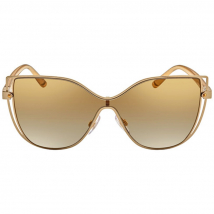 Kính Mát Dolce & Gabbana Ladies Gold Butterfly Sunglasses DG2236 02/6E 28 Màu Vàng