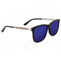 Kính Mát Gucci Blue Square Sunglasses