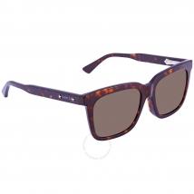 Kính Mát Gucci Brown Square Men's Sunglasses GG0267SA 002 55
