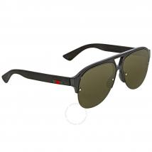 Kính Mát Gucci Green Aviator Men's Sunglasses GG0170S 001 59