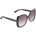 Kính Mát Gucci Grey Gradient Sunglasses GG0472S 001 56