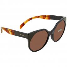Kính Mát Prada Brown Cat Eye Ladies Sunglasses