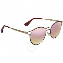 Kính Mát Prada Ladies Open Frame Cat Eye Sunglasses