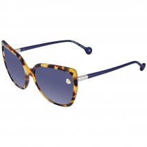 Kính Mát Salvatore Ferragamo Grey Gradient Square Sunglasses