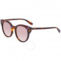 Kính Mát Salvatore Ferragamo Tortoise Sunglasses SF883SA 238 53