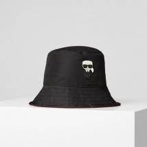 Mũ Karl Lagerfeld K/Ikonik Bucket Hat Màu Đen