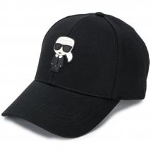 Mũ Karl Lagerfeld Karlito Baseball Cap Màu Đen
