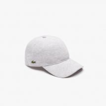 Mũ Lacoste Men's Gabardine Cap Grey