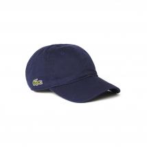 Mũ Lacoste Men's Gabardine Cap Navy