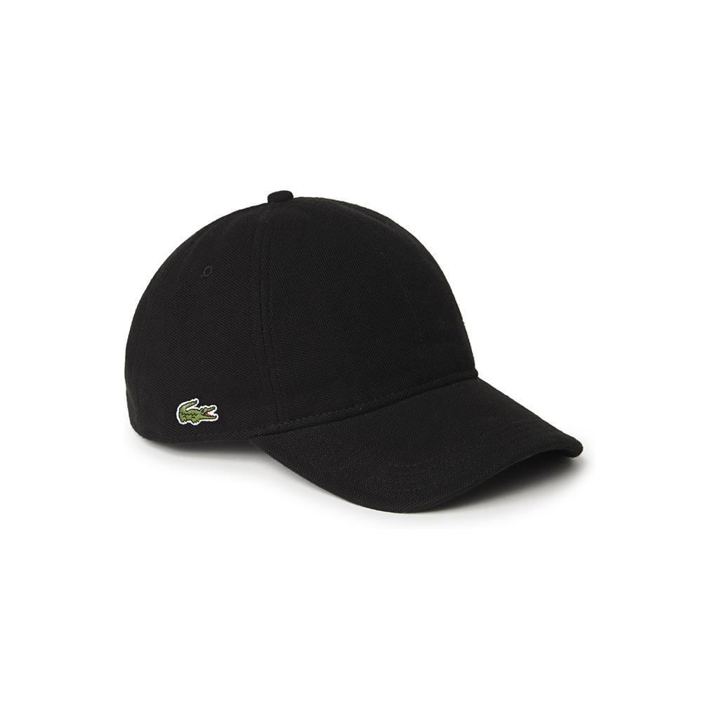 Mũ Lacoste Pique RK0123-031 Màu Đen Size M