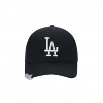 Mũ MLB Heroes Adjustable Cap La Dodgers Màu Đen