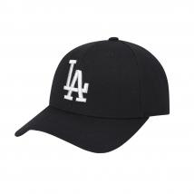 Mũ MLB Metal Logo Adjustable Cap LA Dodgers Màu Đen