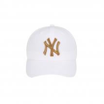 Mũ MLB New York Yankees Shadow Curve Cap Màu Trắng