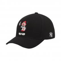 Mũ MLB X Disney Adjustable Cap New York Yankees Màu Đen