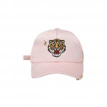 Mũ MLB X Twice Pink Tiger Màu Hồng