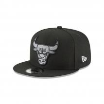 Mũ New Era Chicago Bulls Squad Twist 9fifty Snapback Màu Đen