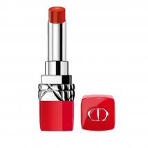 Son Dior 436 Ultra Trouble – Ultra Rouge Vỏ Đỏ Màu Cam Cháy