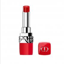Son Dior 999 Ultra Dior – Ultra Rouge (Vỏ Đỏ) Màu Đỏ Thuần