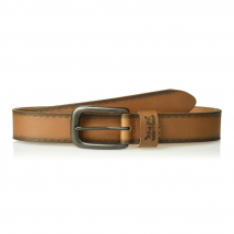 Thắt Lưng Levi's Men's Belt with Prong Buckle-Tan Small